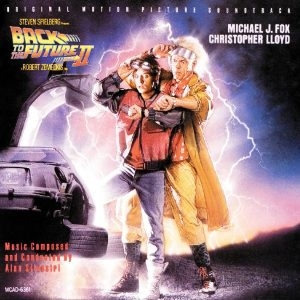 Ritorno al Futuro parte II - Colonna sonora