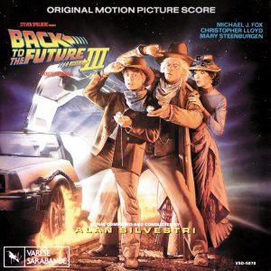 Ritorno al Futuro parte III - Colonna sonora