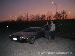 Nicola e Giorgetto Giugiaro