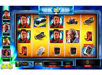 Back in Time Video Slot 2