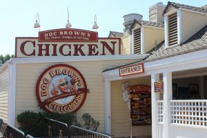 Doc Brown Chicken 2