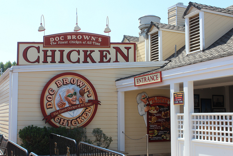 Doc Brown Chicken 2