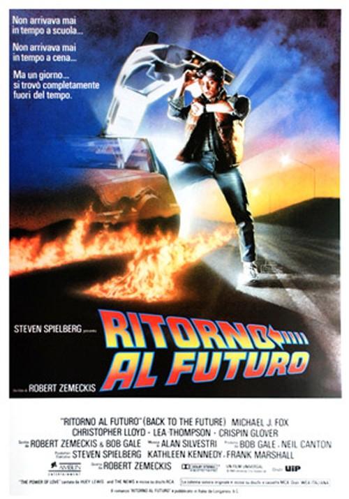 Ritorno Al Futuro - Locandina