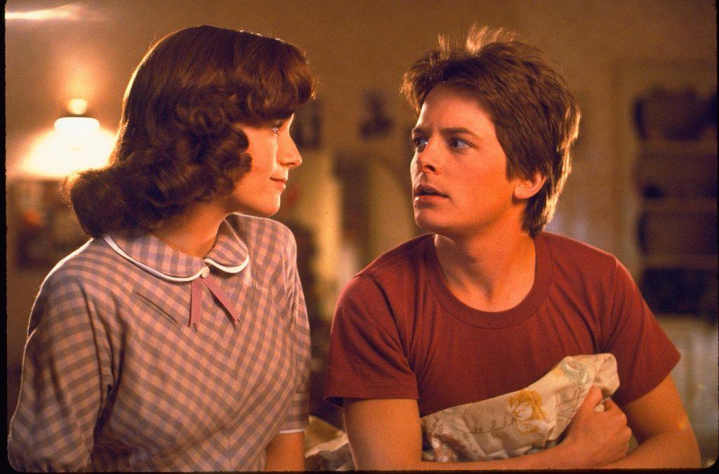 Lorraine e Marty