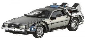 DeLorean Hot Wheels BTTF 1:43