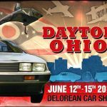 DeLorean Car Show 2014