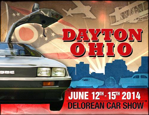DeLorean Car Show 2014