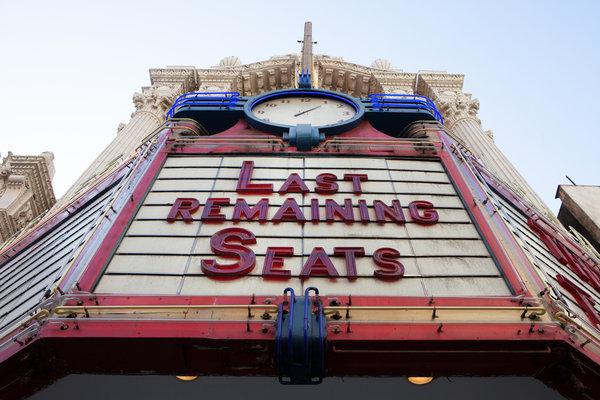 Last Remaining Seats - Los Angeles