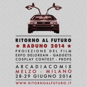 Raduno 2014 di Ritorno al Futuro - banner