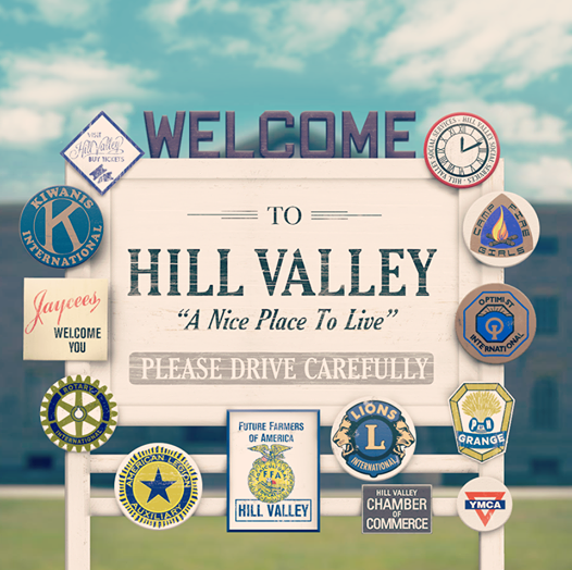 Secret Cinema - Hill Valley