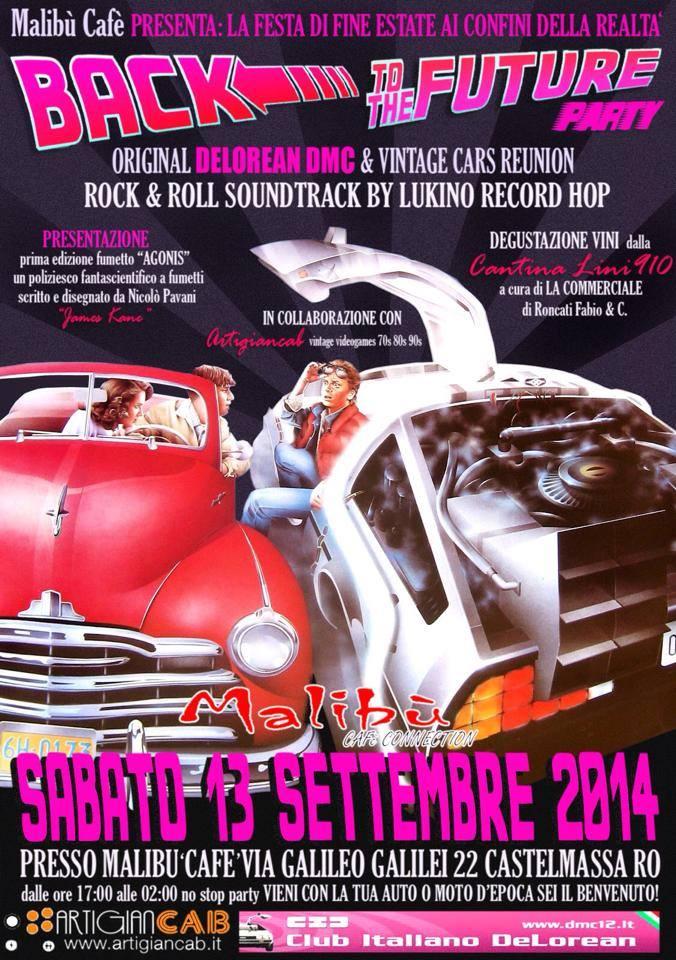 BTTF Party - Castelmassa (RO)