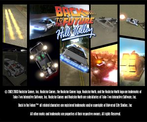 Back To The Future Hill Valley GTA Vice City