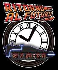 T-shirt 2015 Ritorno al Futuro