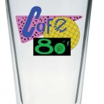 Bicchiere Cafè 80's