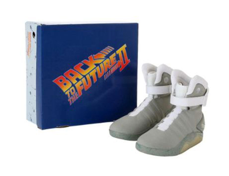 BTTF Shoes