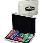 Poker Set Biff Tannen's Pleasure Paradise