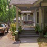 Casa di Jennifer nel film