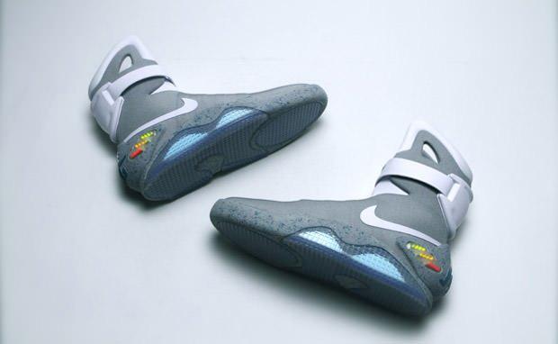 nike scarpe di ritorno al futuro