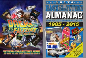 BTTF Almanac covers