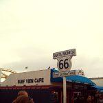 Santa Monica - Fine Route 66
