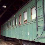 vagone passeggeri BTTF 3