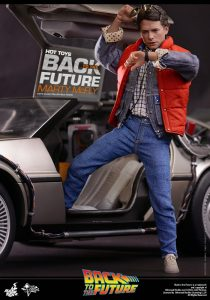 BTTF Marty McFly Figure 1