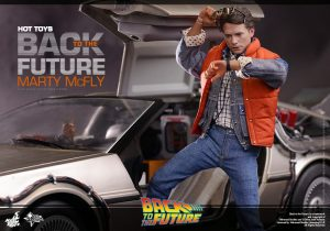 BTTF Marty McFly Figure 7