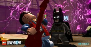 Lego Dimension Batman-Marty