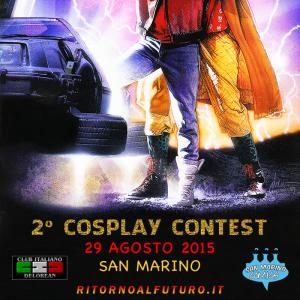 2° Cosplay Contest di Ritorno al Futuro