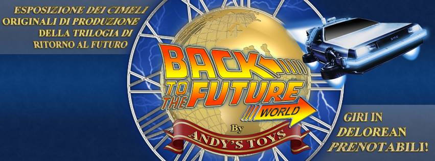 Back To The Future World - banner