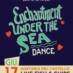 Ballo Incanto Sotto il Mare Hostaria del Castello Gradara 17-06-2016