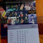 Calendario 2017 Ritorno al Futuro