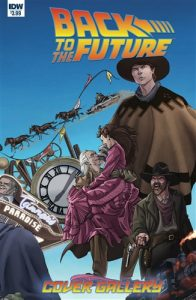 Back to the future - Cover gallery