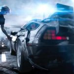 DeLorean Ready Player One
