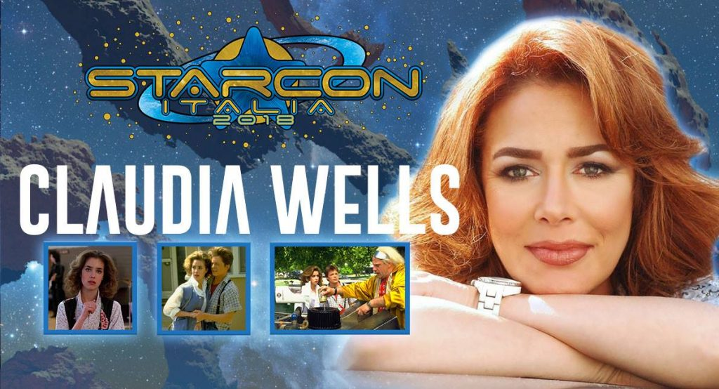 StarCon - Claudia Wells - Ritorno al Futuro