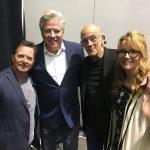 Ritorno al Futuro Cast Reunion Boston 2018