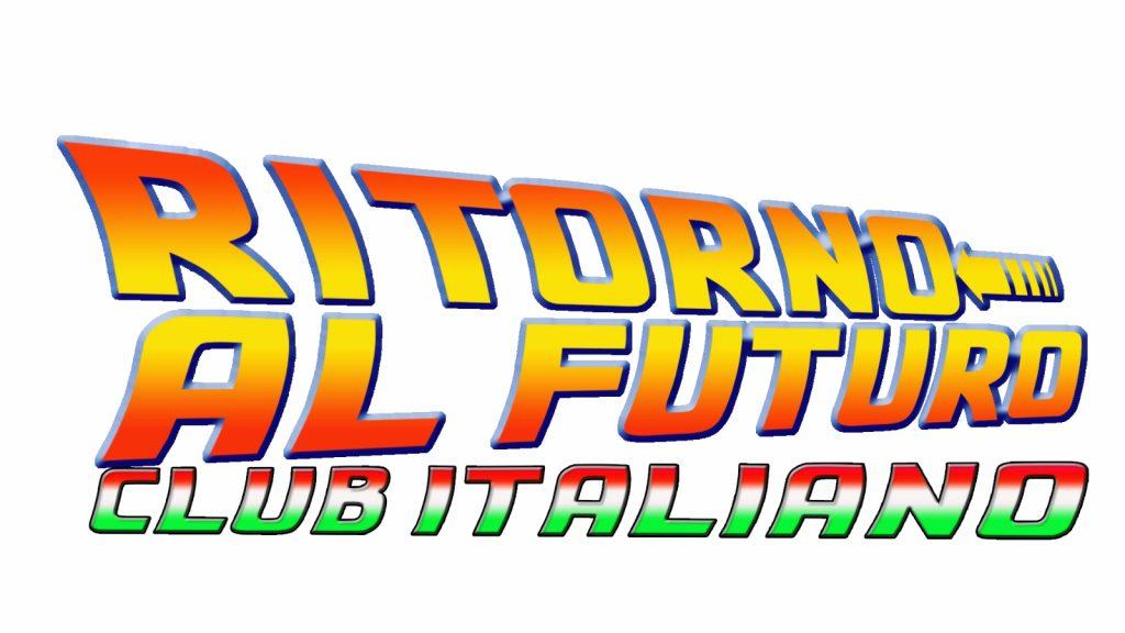 Ritorno al Futuro Club Italiano - logo