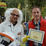 4 Cosplay Contest - Doc Brown