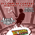 4 Cosplay Contest - banner