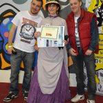 3 Cosplay Contest - Clara Clayton - vincitrice