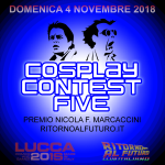 5 Cosplay Contest - banner
