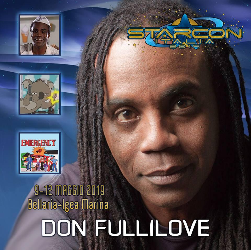 Donald Fullilove - StarCon 2019