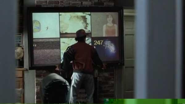 schermo tv