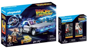Playmobil Back To The Future 2020