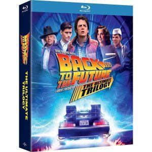Cofanetto Blu-ray Ritorno al Futuro