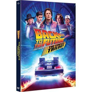 Cofanetto DVD Ritorno al Futuro