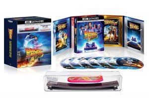 Cofanetto Gift Set 4K Ultra HD Ritorno al Futuro con Hoverboard